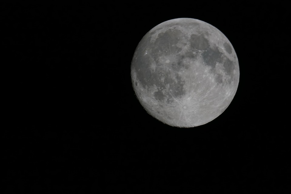 Moon, Astronomy, Luna, Lunar