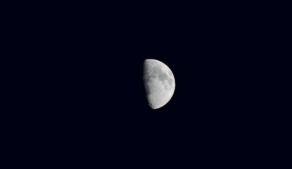 Moon, Astronomy, Nature, Sky