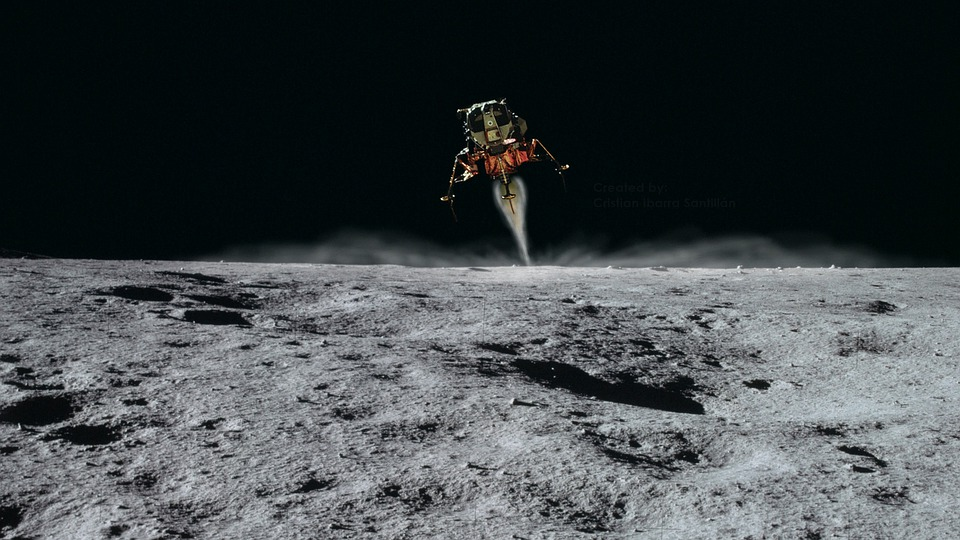 Moon Landing, Apollo 11, Nasa, Space, Science, Moon