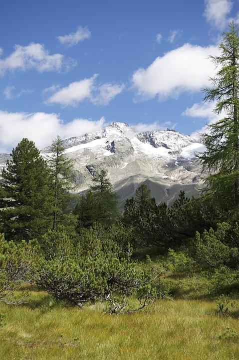 Mountain, High Tauern, Moor, Alpine, Austria, Salzburg