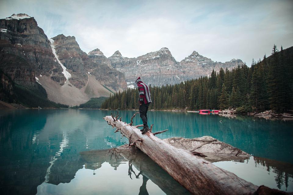 Lake, Nature, Landscape, Moraine Lake, Banff, Mountains