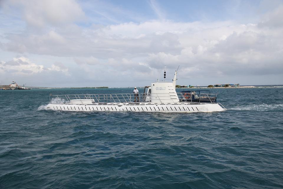U Boat, Sea, More, Holiday, Water, Maritime