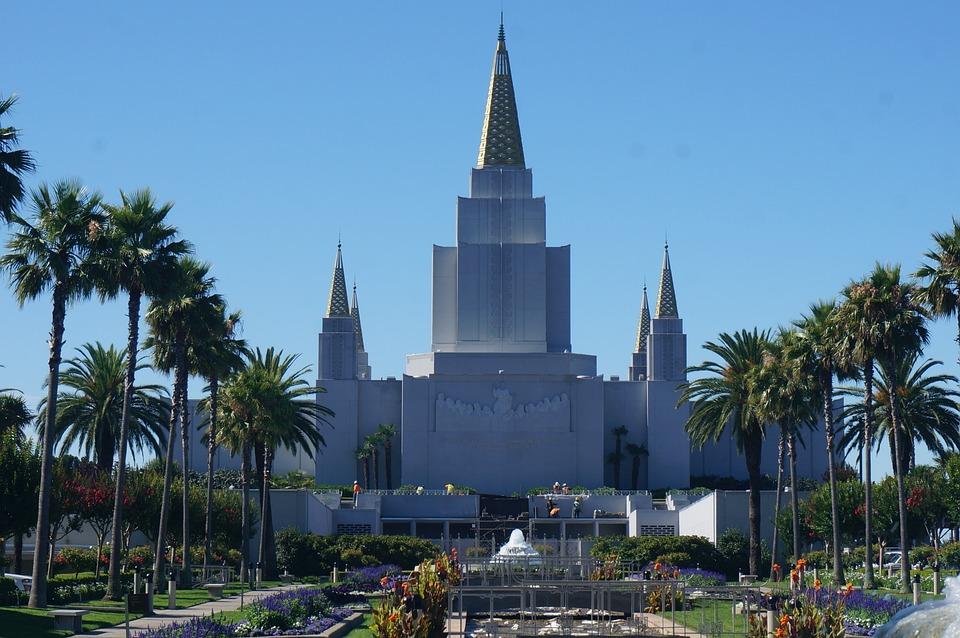 Lds, Temple, Mormon, Church, Architecture, Spiritual