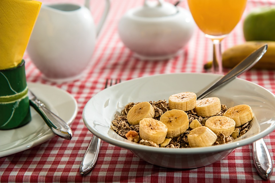 Cereal, Breakfast, Meal, Food, Bowl, Nutrition, Morning