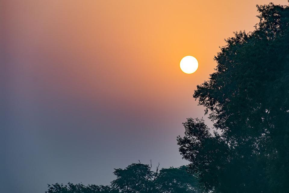 Dawn, Sunrise, Morning, Daska, Sialkot, Pakistan