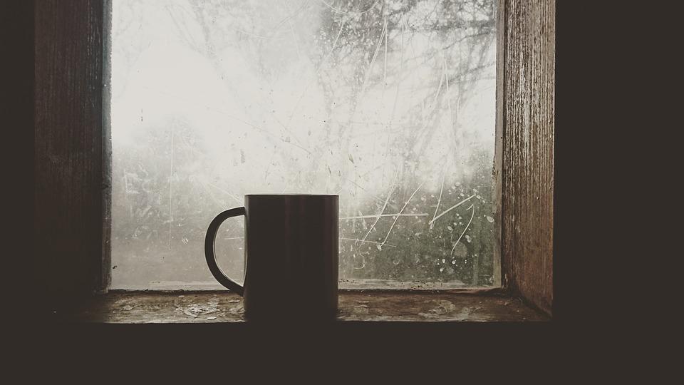 Coffee, Cold, Mug, Winter, Warm, Morning, Drink, Cup
