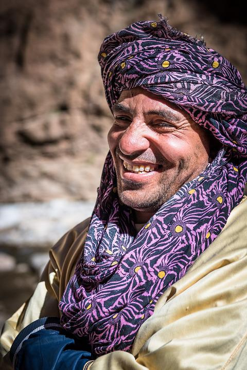 Moroccan, Human, Man, Face, Portrait, Head