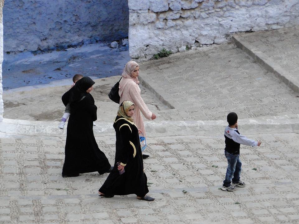 Arab, Family, Morocco, Arabic, Muslims