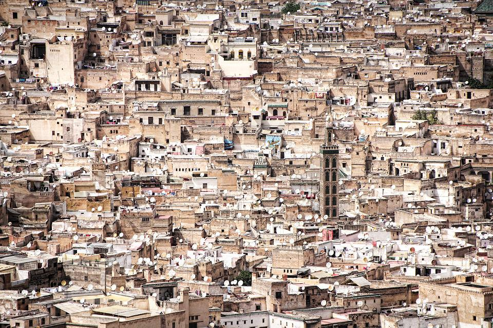 Morocco, Old Town, Fes, Marrakech, Orient, Arabic