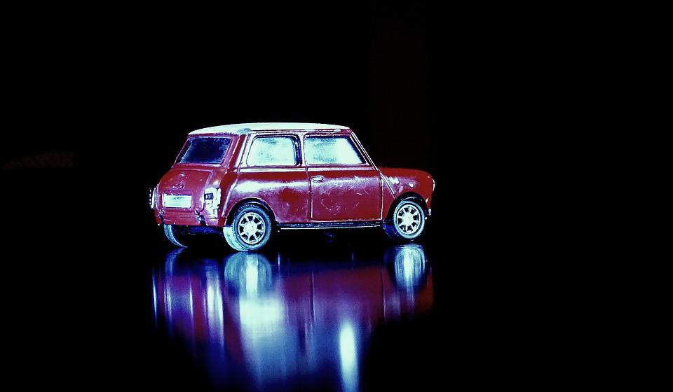 Car, Mini, Morris, Red, Mini Cuper, Auto, Vehicle