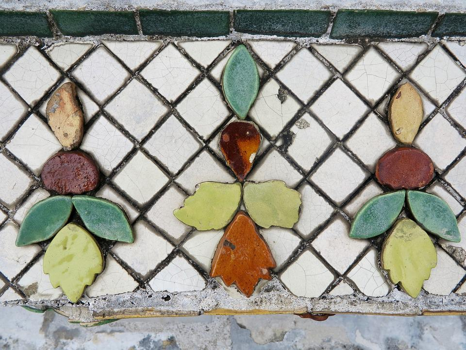 Free Photo Mosaic Pattern Tile Tiles Ceramic Colorful Wall Max Pixel