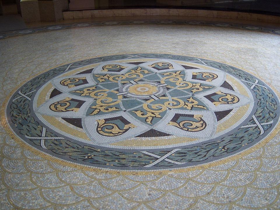 Mosaic, Centro Cultural Banco Do Brasil, São Paulo
