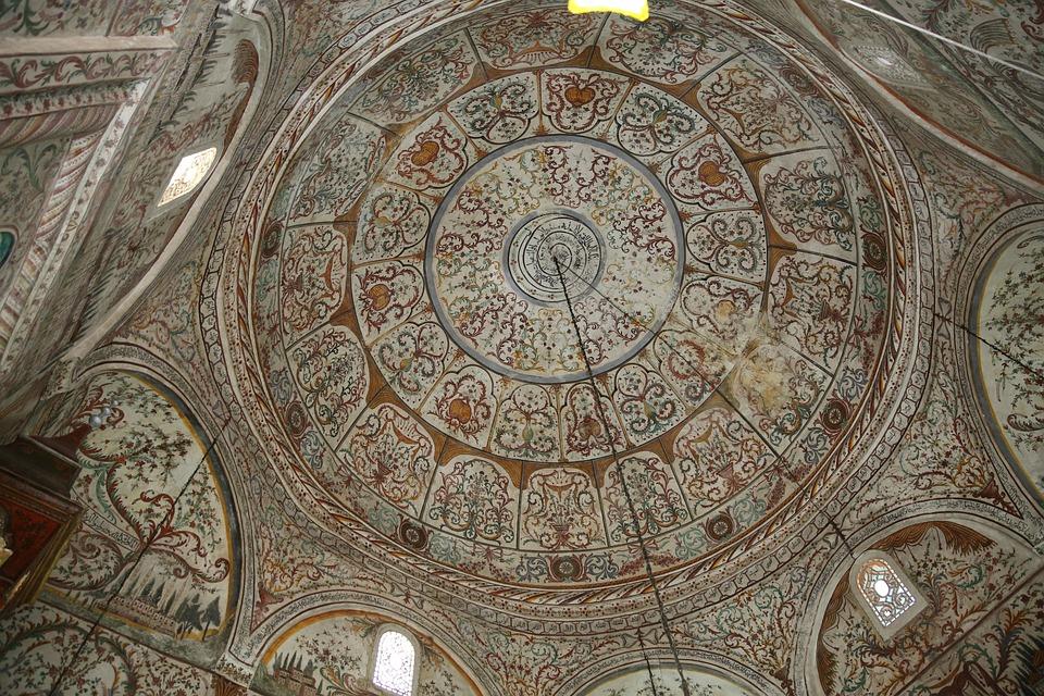 Caligraphy, Islam, Mosque, Muslim, Islamic, Religion