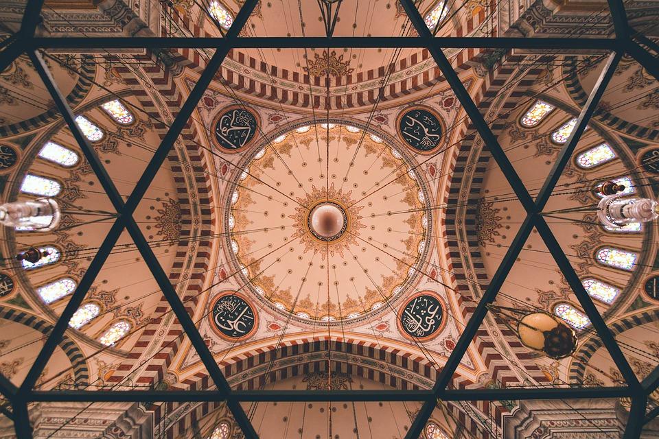 Mosque, Turkey, Istanbul, Islam, Architecture, Muslim