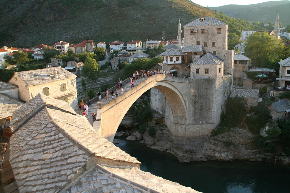 Old Bridge, Mostar, Ottoman Bridge