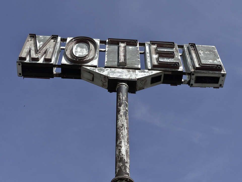 Motel, Hotel, Sleep, Pennsylvania, Road, Trip, Travel