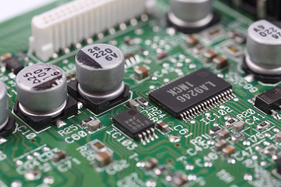 Mother Board, Electronic, Electronics, Computer, Board