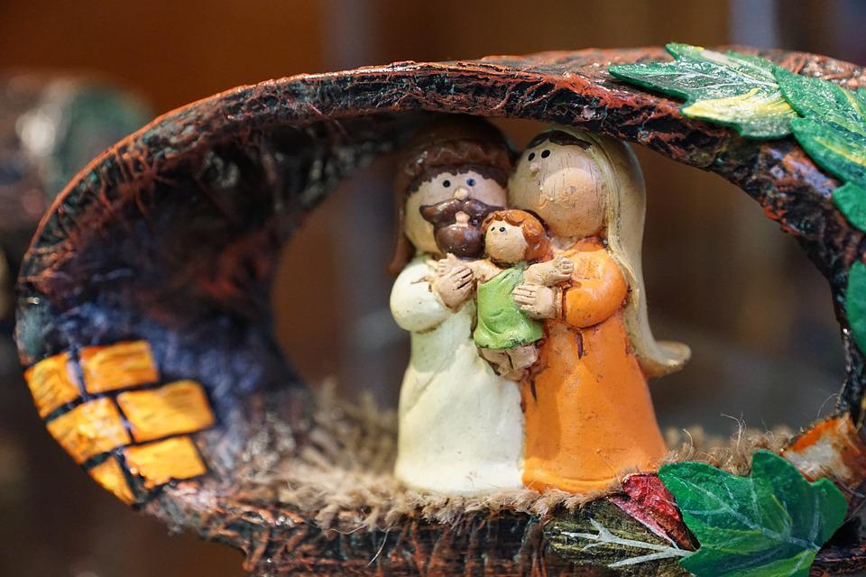 Birth, Christmas, Fig, Jesus, Family, Maria, Mother