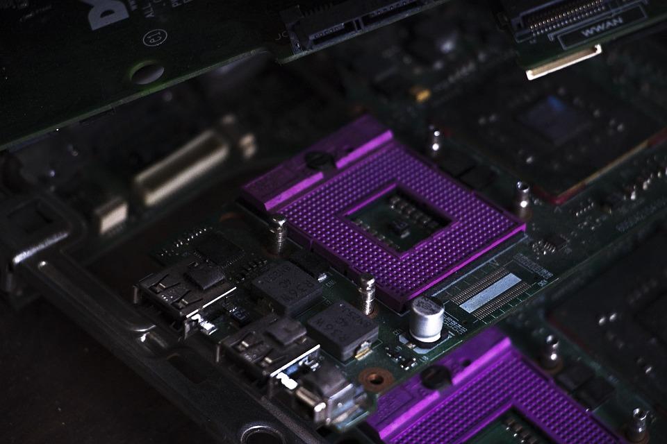 Tech, Technology, Circuit Board, Motherboard