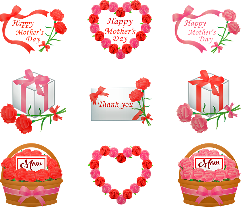 Mother's Day Gifts, Flowers, Carnations