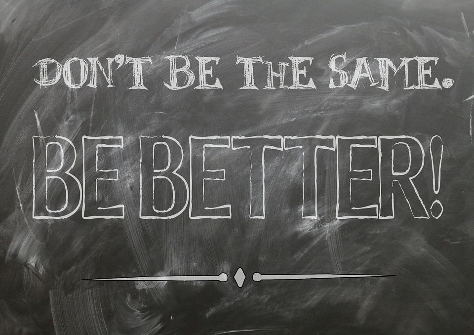 Motivational, Quote, Business, Blackboard, Motivation