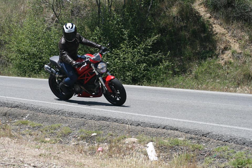 Moto, Motorcyclist, Biker