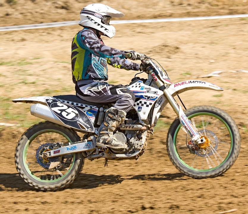Moto Racing, Motocross, Motorbike, Slovakia, Speed
