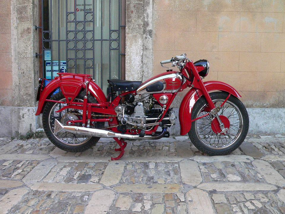 Moto, Vintage Motorcycles, Motorcycle, Antiquity