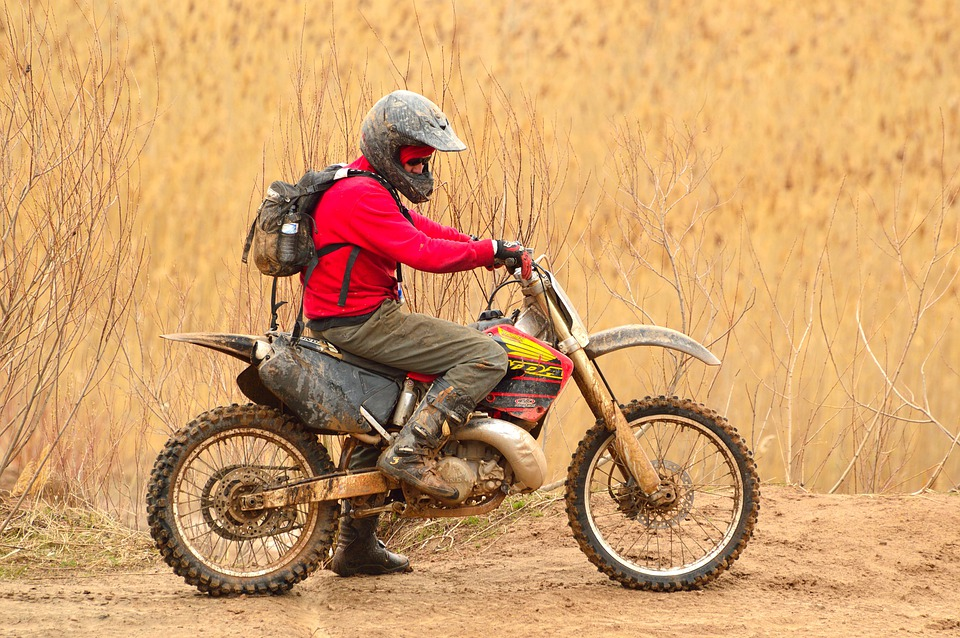 Dirt Bike, Motocross, Motorcycle, Motorbike, Bike