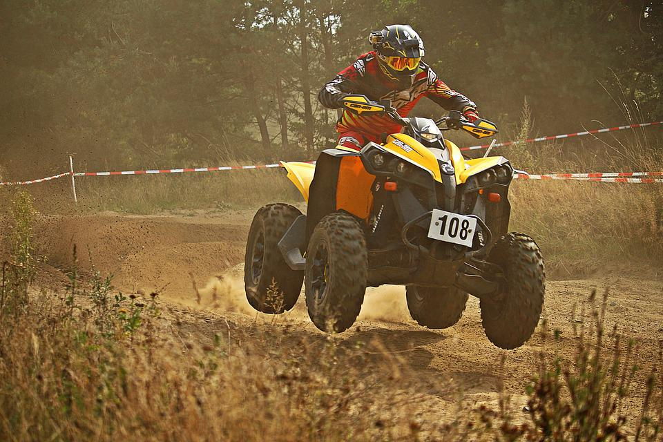 Motocross, Enduro, Quad, Atv, Motocross Ride
