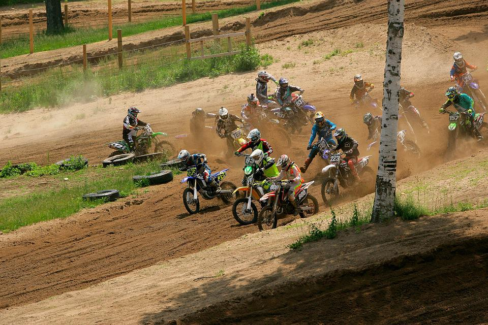 Free Photo Motocross Motorbike Racing Dirt Speed Dirt Bike Max Pixel