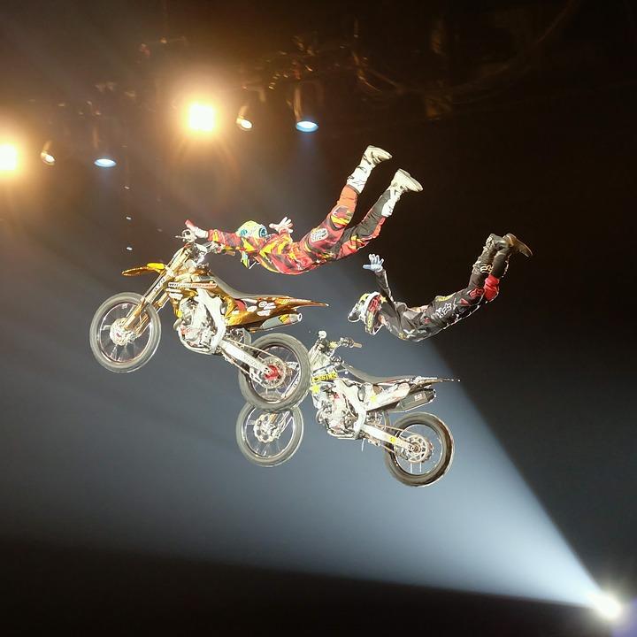 Motocross, Freestyle, Bike, Motorcycle, Race, Extreme