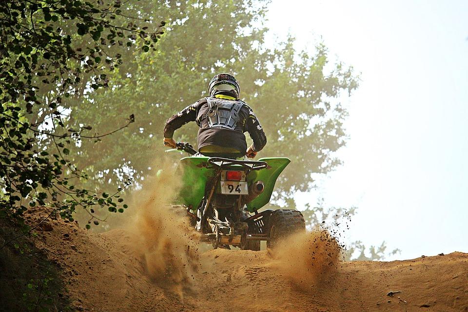 Motocross, Enduro, Quad, Motocross Ride