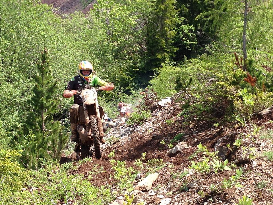 Austria, Styria, Ore Mountain, Erzbergrodeo, Motocross