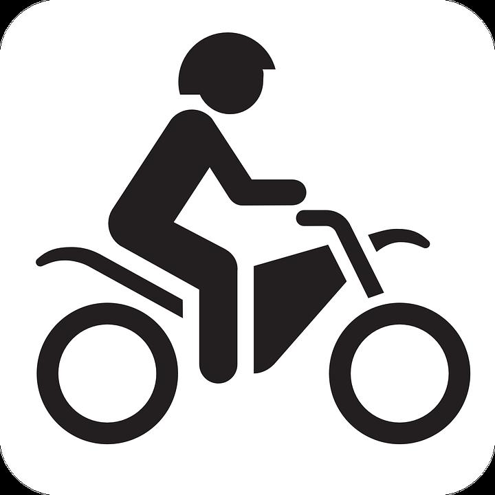 Bike, Motorcycle, Motor, Rider