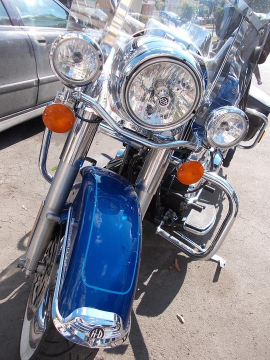 Harley-davidson, Motor, Motorcycle