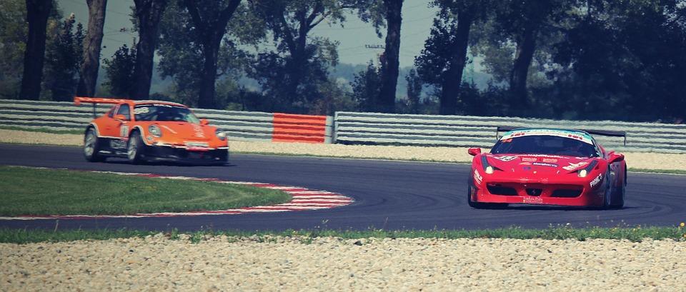 Motor Sport, Porsche, Race, Slovakia