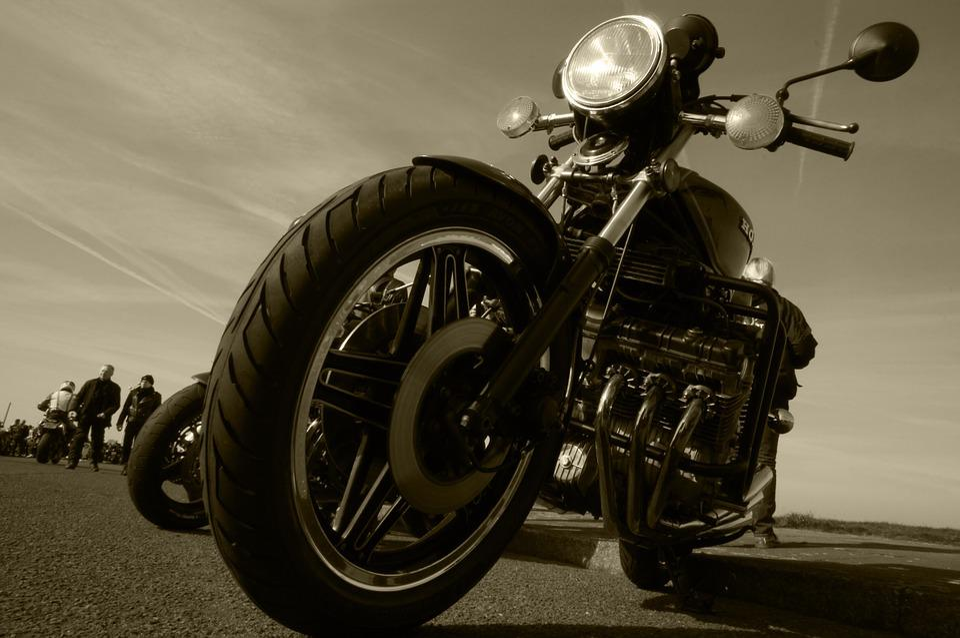 Motorcycle, Motorbike, Bike, Classic, Retro