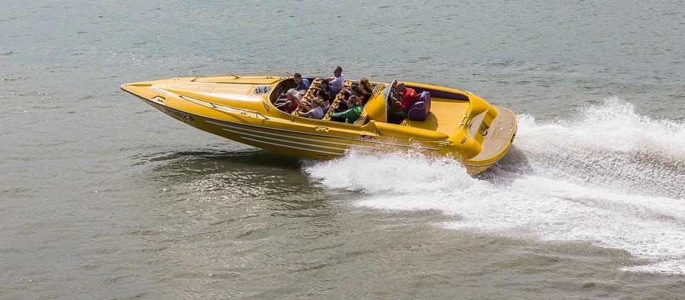 Powerboat, Speedboat, Motorboat