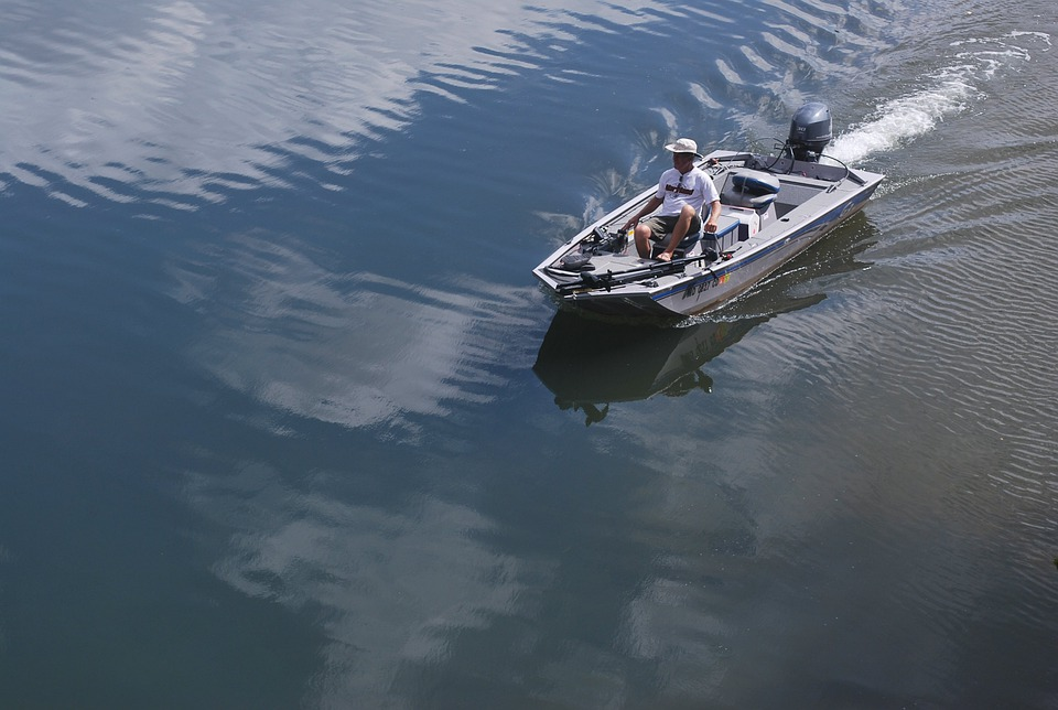 Speedboat, Motorboat, Boating, Boat, Water, Reflection