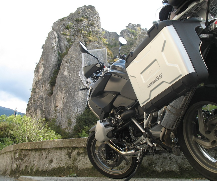Motorcycle, Bmw, R1200gs, Vercors
