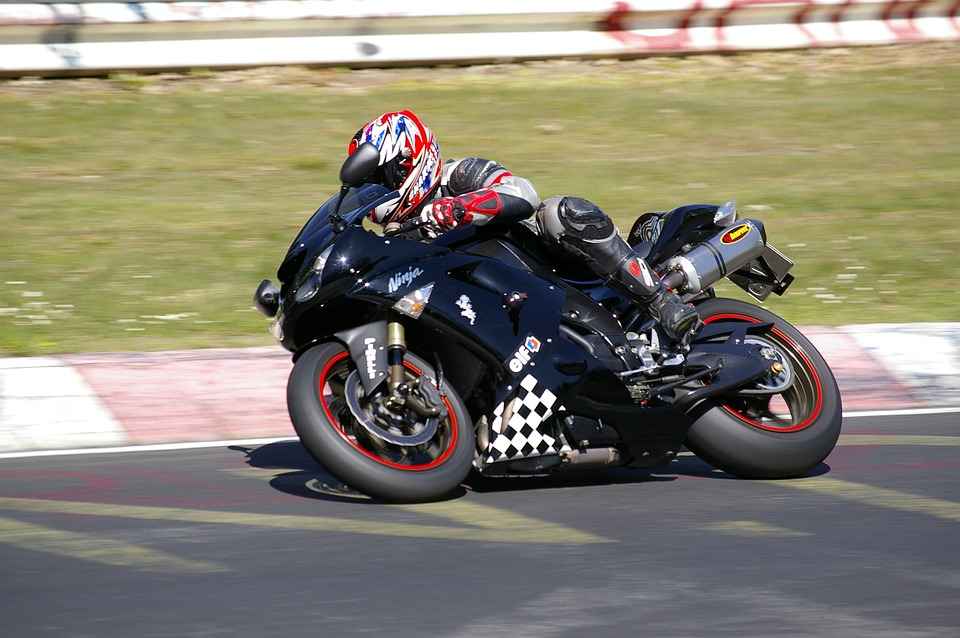 Motorcycle, Two Wheeled Vehicle, Nordschleife, Fast