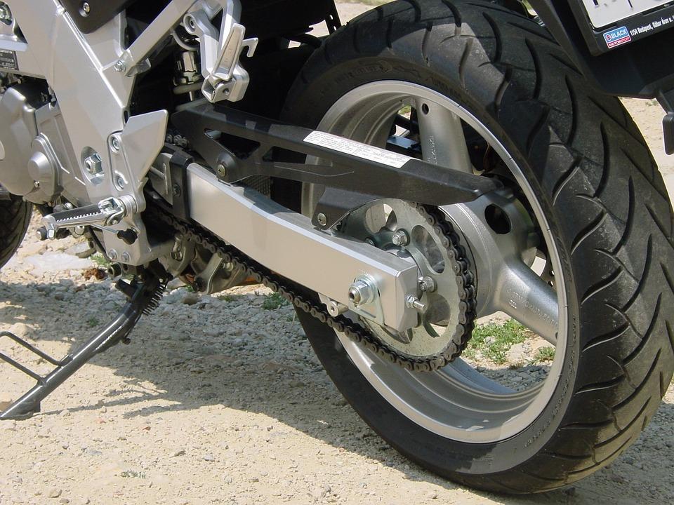 free motorcycle frame  Free photo Motorcycle Frame Chain Powertrain Wheel Suzuki - Max Pixel