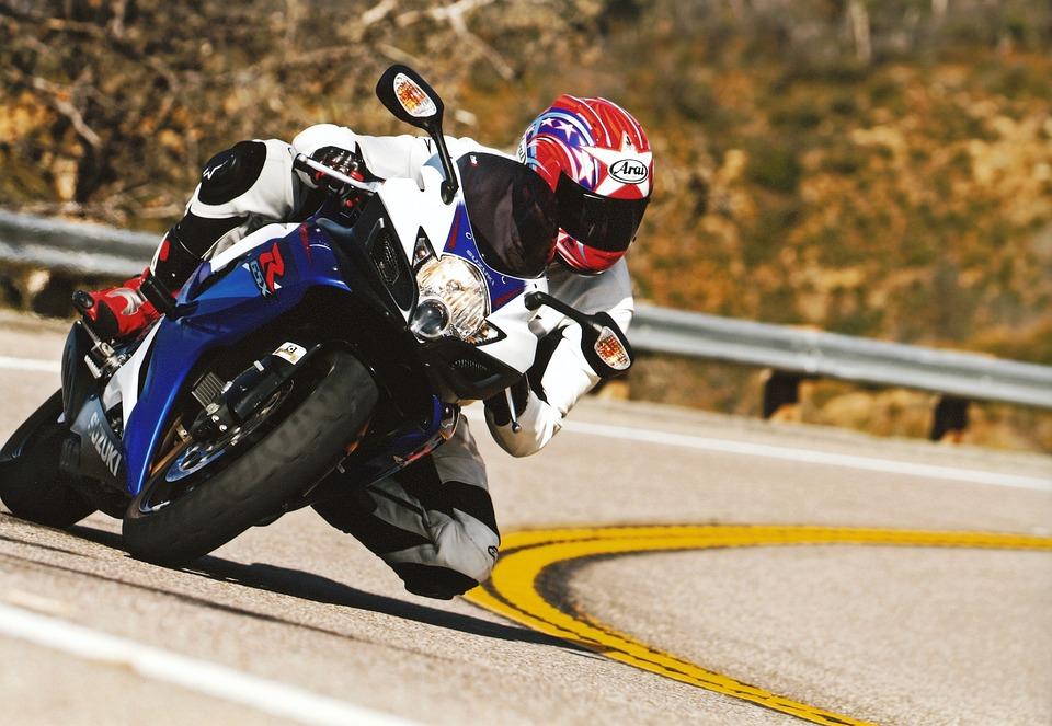 Motorcycle, Bike, Motorbike, Rider, Speed, Motorcyclist