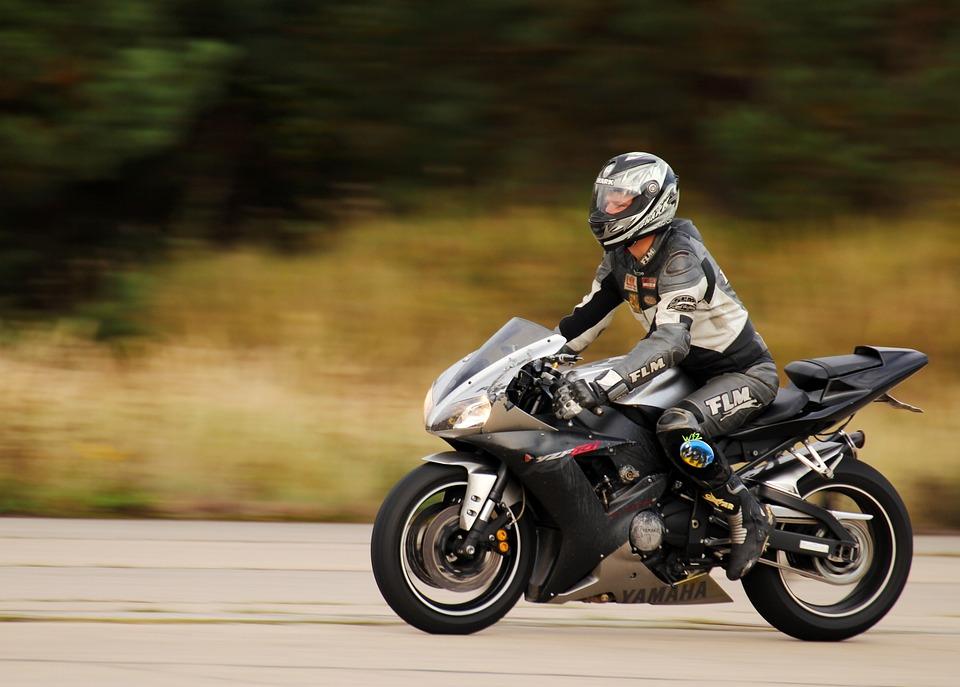 Motorcycle, Race, Adrenaline, Rider, Motorbikes, Circle