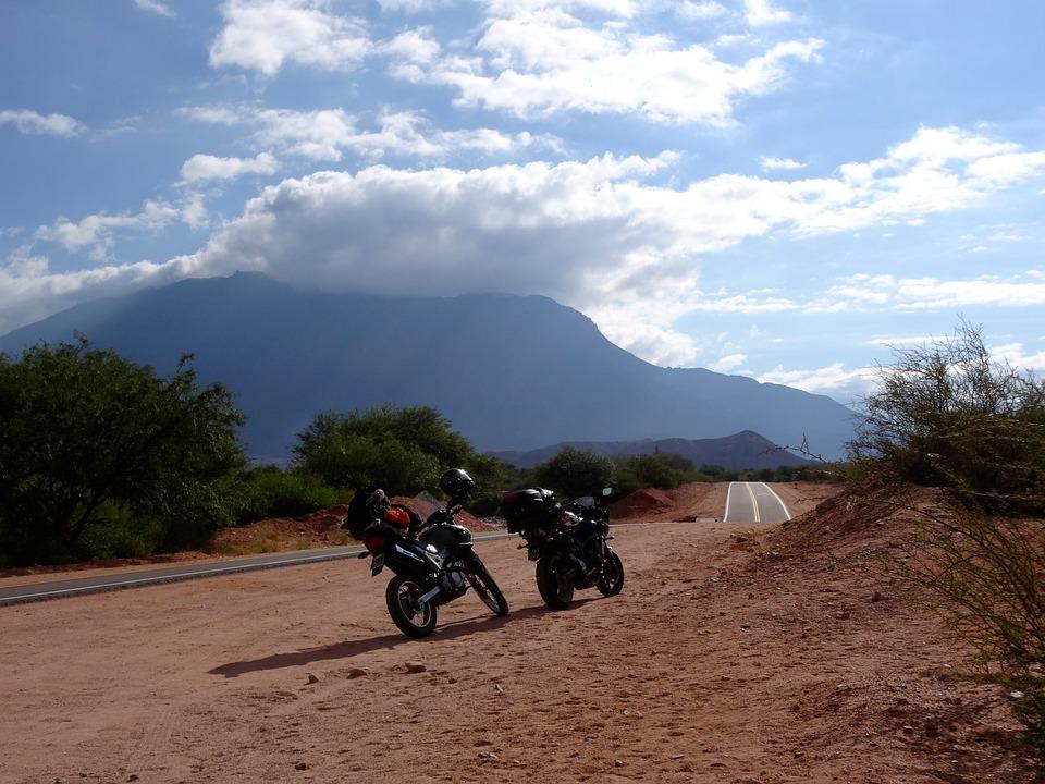 Motorcycle, Road, Mountains, Bikes, Roadtrip, Landscape