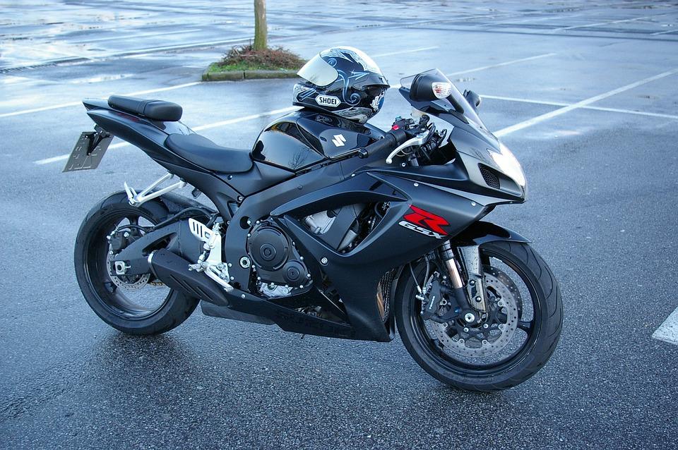 Suzuki, Motorcycle, Vehicles, Side View, Gsx-r
