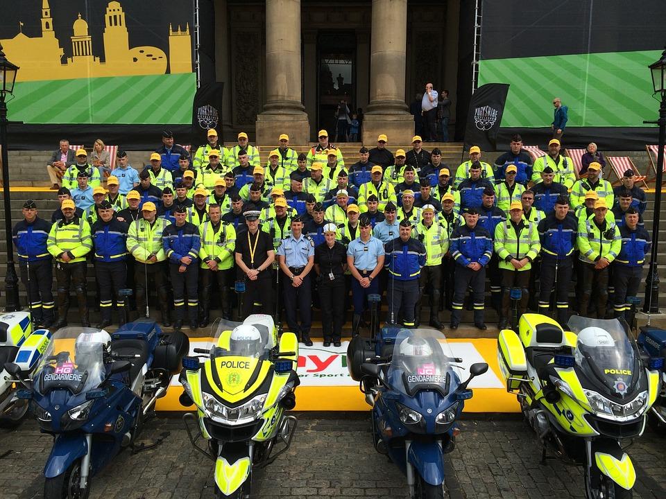 Tdf, Leeds, Motorcycles
