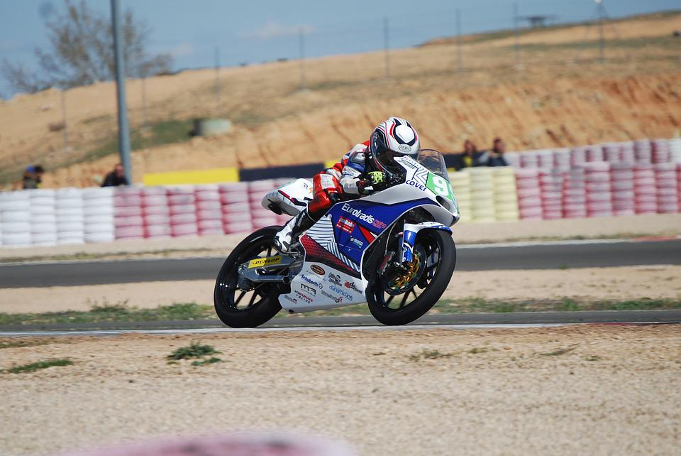 Motorcycling, Circuit, Career, Speed, Sport