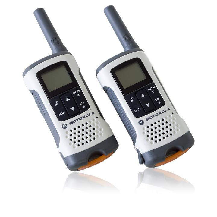 Motorola Talkr Walk N Talk, Ixnn4002b Walkie Talkies
